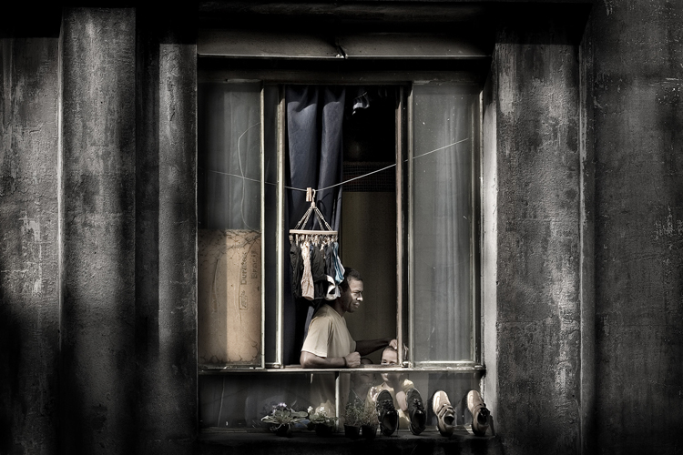 Жизнь в окнах Сан-Паулу - №30