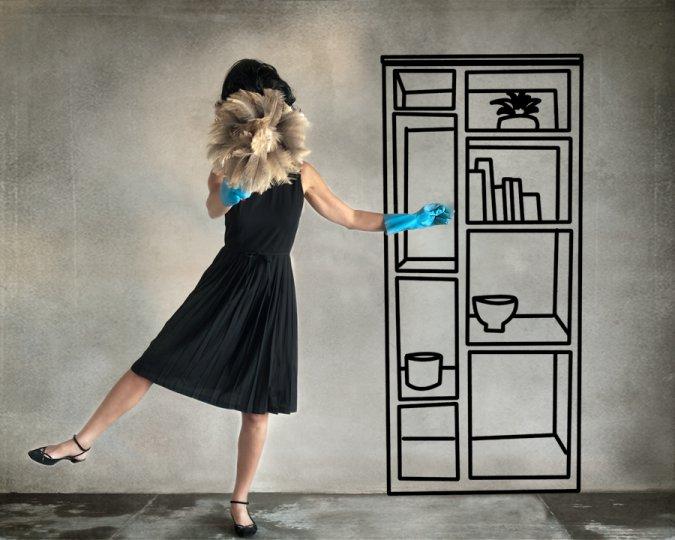 Женщина – хранительница семейного очага - №4