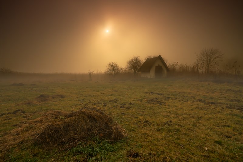 Адам Добровиц и его удивительные пейзажи - №43