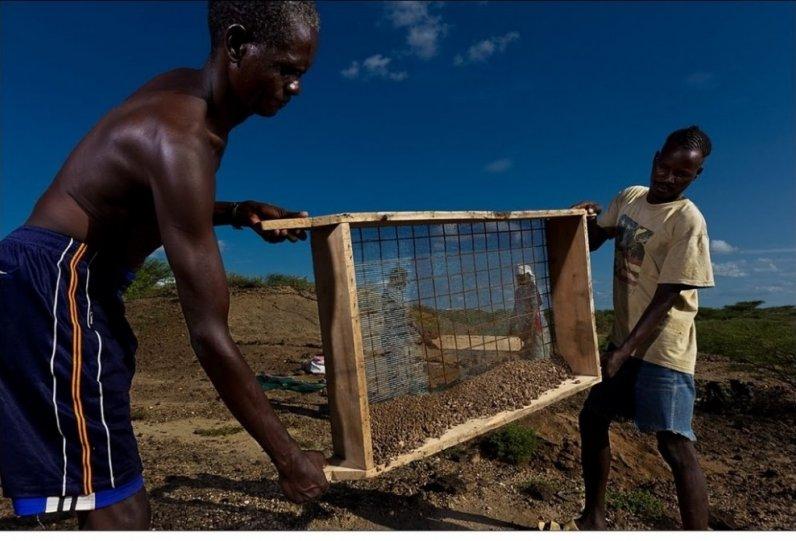 Жизнь Африки в объективе Брента Стиртона - №7