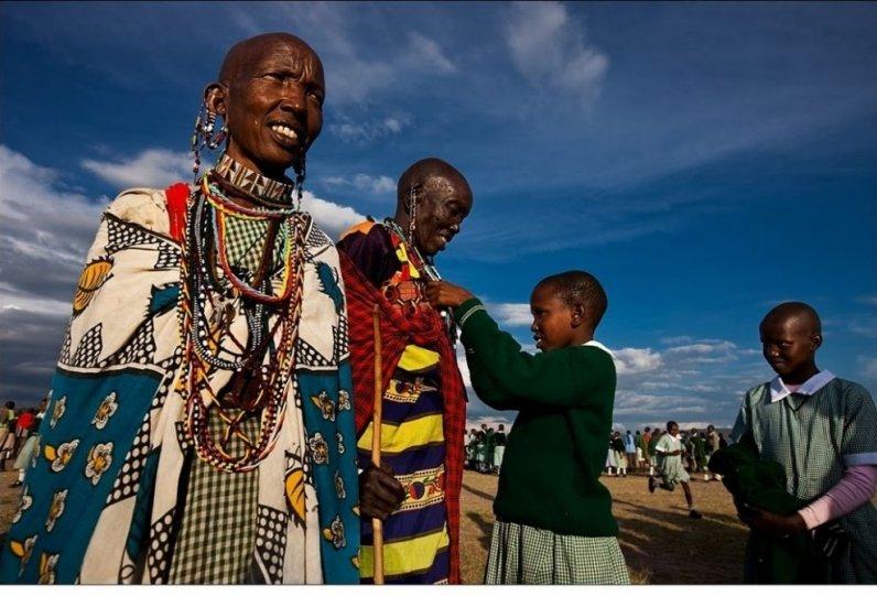 Жизнь Африки в объективе Брента Стиртона - №11