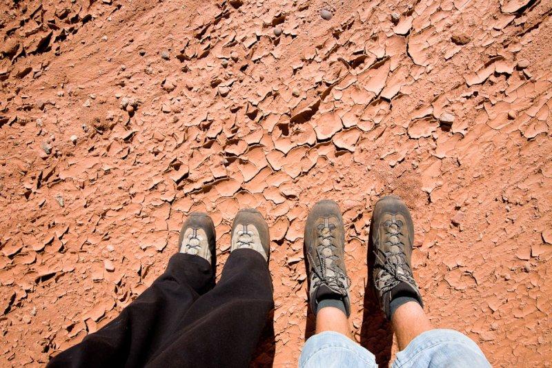 Путешествующие ноги Тома Робинсона - №27