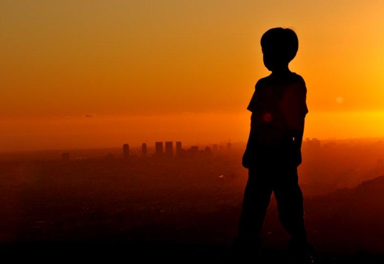 Мир теней и силуэтов фотографии Ти Джея Скотта - №5