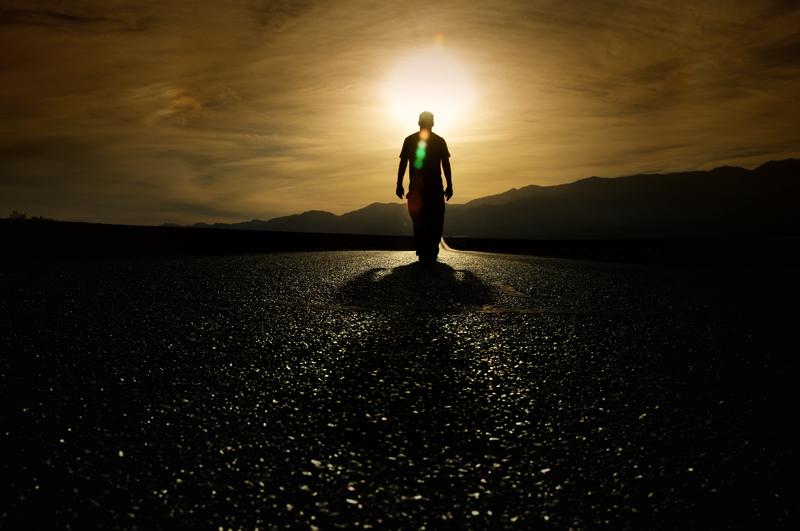 Мир теней и силуэтов фотографии Ти Джея Скотта - №18