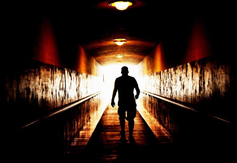 Мир теней и силуэтов фотографии Ти Джея Скотта - №22