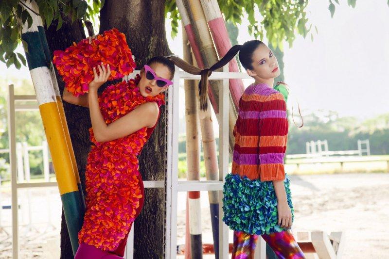 Путешествие в мир моды и красоты с Сеси Янг - №28