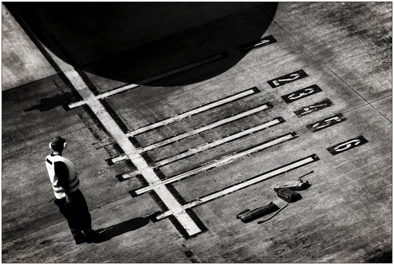 Черно-белое спокойствие симметрии Кая Зиля - №7