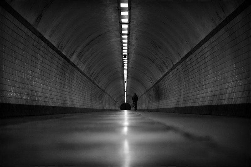 Черно-белое спокойствие симметрии Кая Зиля - №11