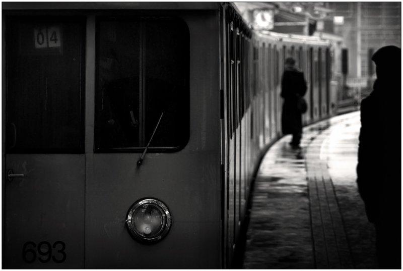 Черно-белое спокойствие симметрии Кая Зиля - №19