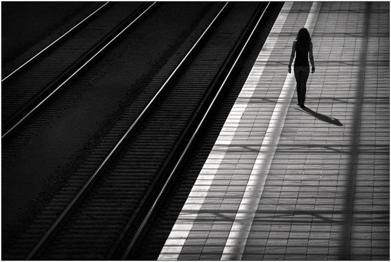 Черно-белое спокойствие симметрии Кая Зиля - №31