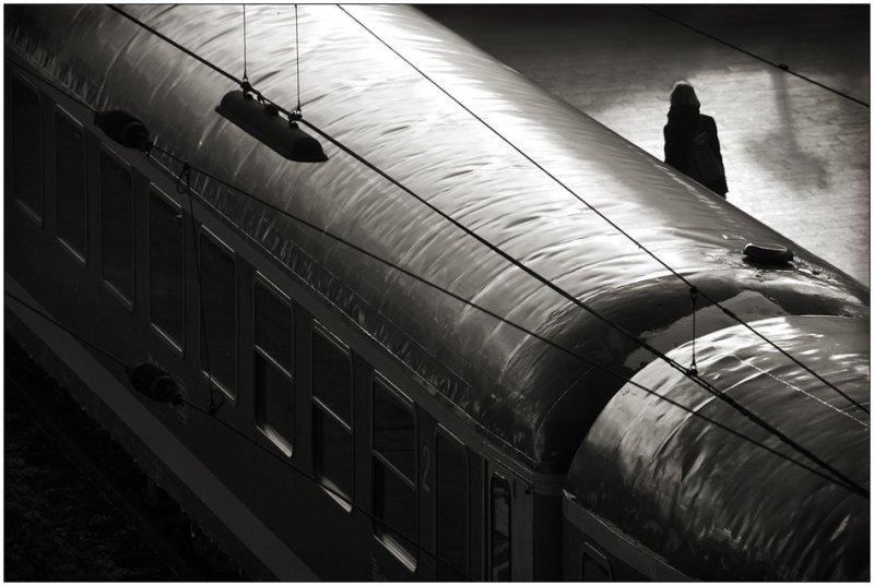 Черно-белое спокойствие симметрии Кая Зиля - №35