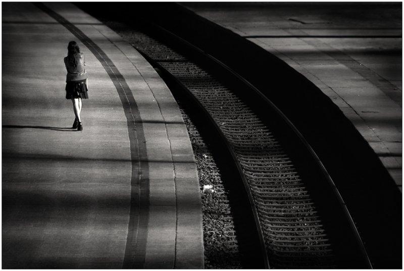 Черно-белое спокойствие симметрии Кая Зиля - №47