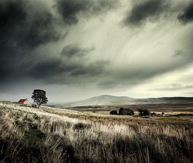 Величественные пейзажи Крейга Истона - №14