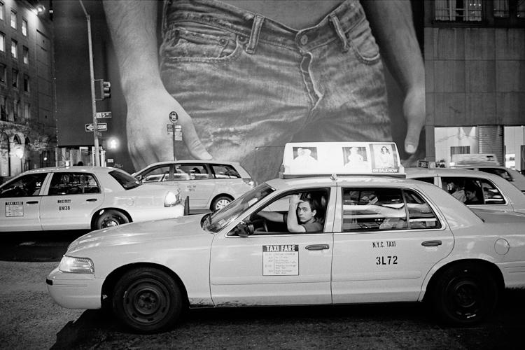Черно-белый Нью-Йорк Дэйва Бекермана - №24