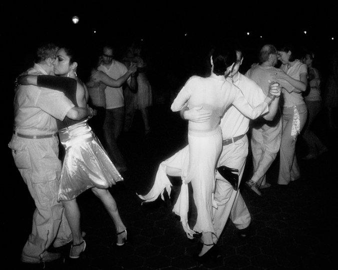 Черно-белый Нью-Йорк Дэйва Бекермана - №27