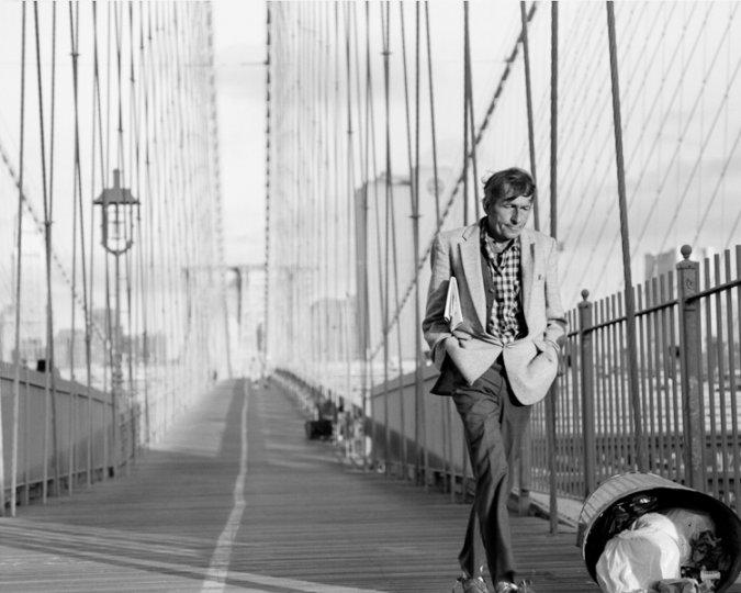 Черно-белый Нью-Йорк Дэйва Бекермана - №21