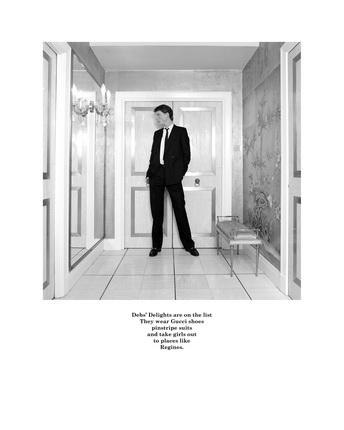 Карен Кнорр. Из серии «Белгрейвия». 1979-1981. © Карен Кнорр