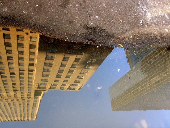 «Архитектурные лужи» Мадлен Диганги - №11