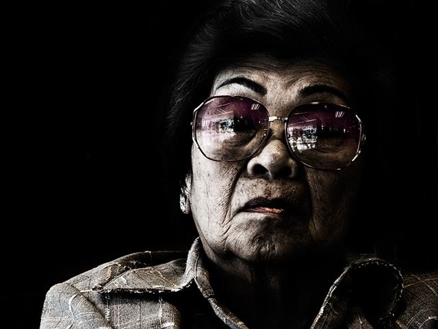 Тайские портреты британца Тома Хупса - №17
