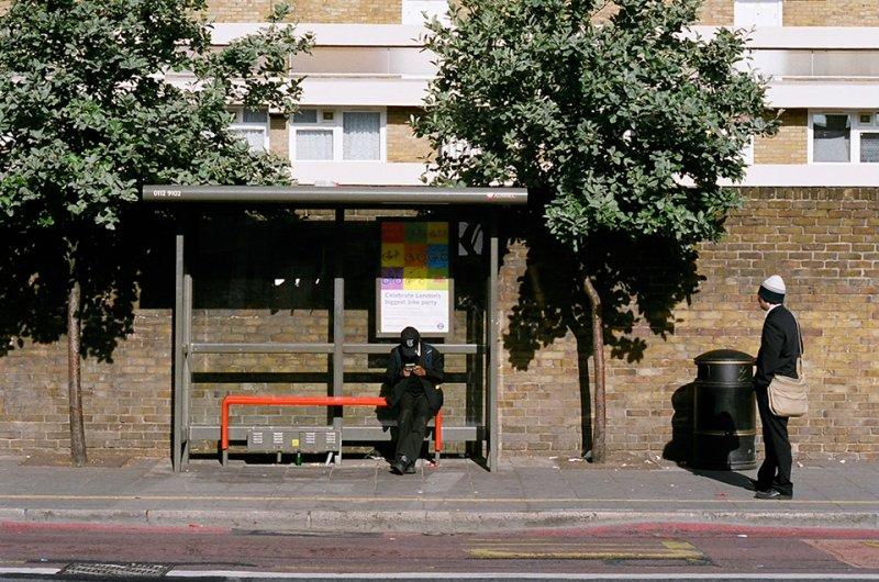 Автобусные остановки фотографа Richard Hooker - №11