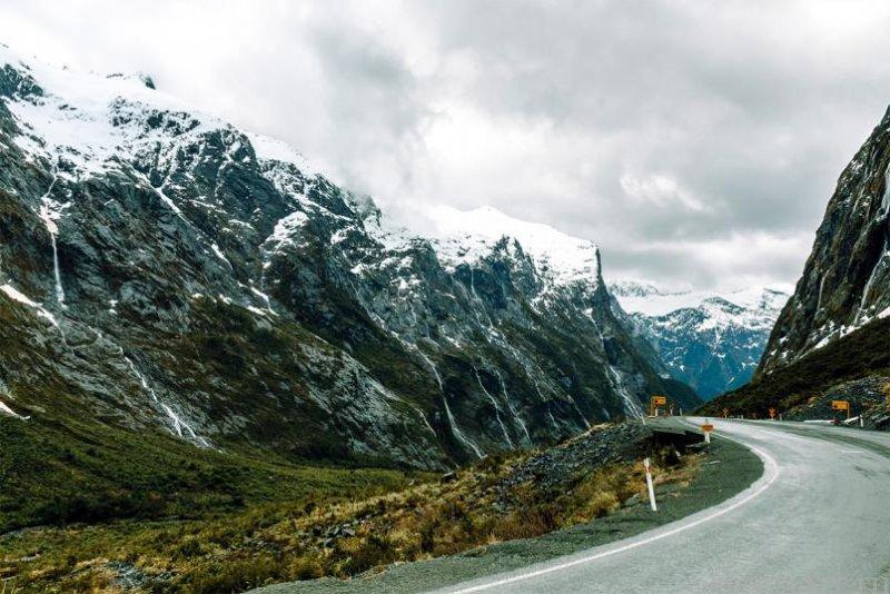 Albert Oriol «Дороги новой Зеландии» - №3
