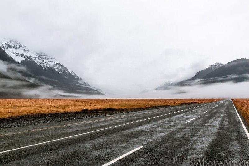 Albert Oriol «Дороги новой Зеландии» - №7