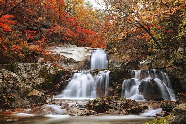 Невероятные корейские пейзажи. - №13