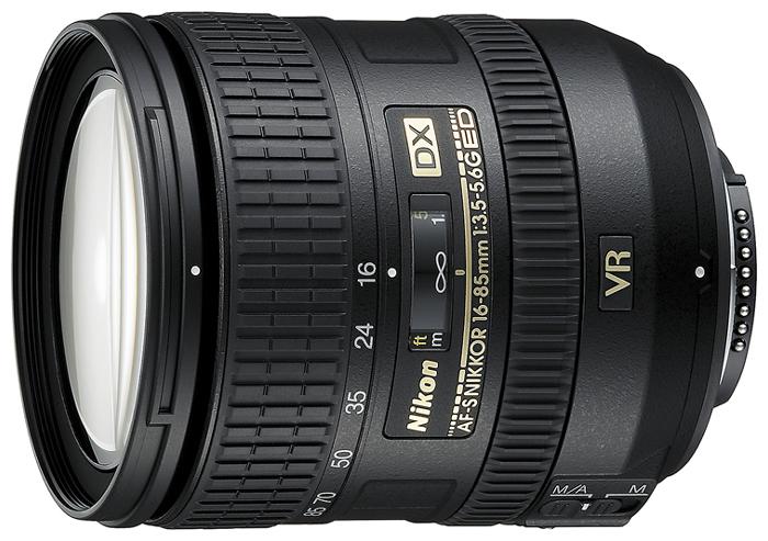 Nikon 16-85 vr