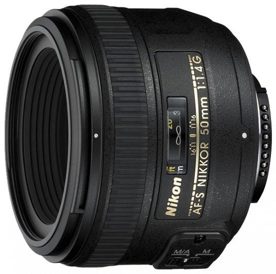 Nikon 50 1.4g