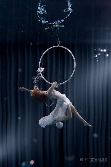 """Brett Stanley """"Подводный цирк"""" - №4"""