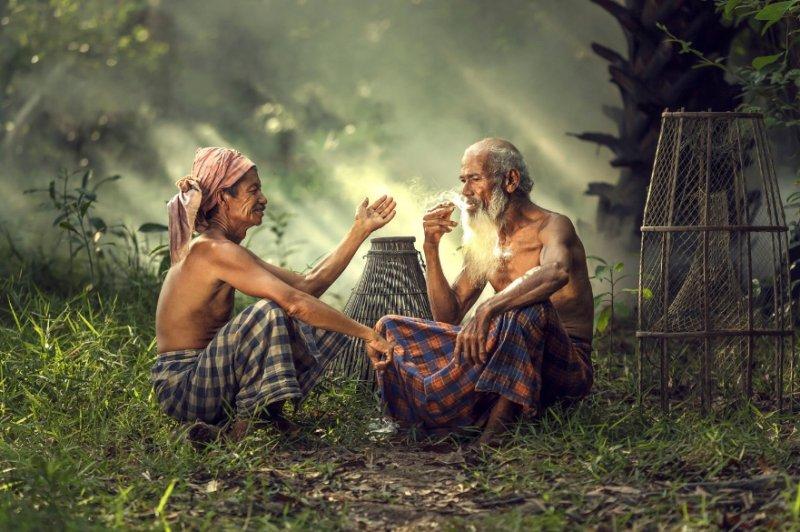 """""""Азия"""" в фотографиях Jakkree Thampitakku - №19"""