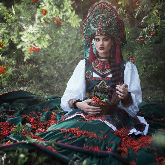 Margarita Kareva - №27