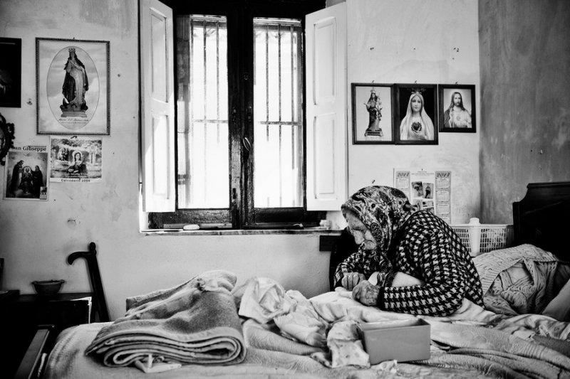 Итальянский фотограф Раффаэле Монтепаоне - №30