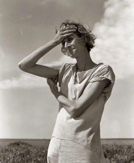 Дороти Ланж - №19