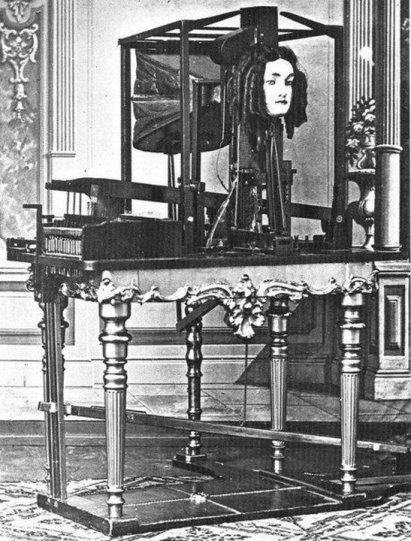 Робот Джозефа Фабера