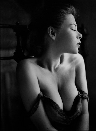 Мастер портретной фотографии Adrian Blachut - №16