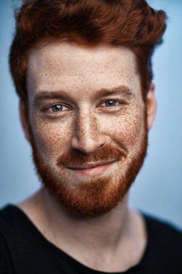 Мастер портретной фотографии Adrian Blachut - №20