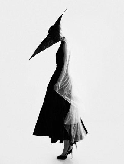 Фэшн-фотографии Оливера Сталманса - №24