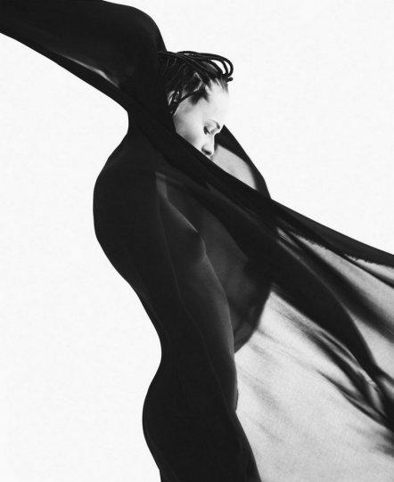 Фэшн-фотографии Оливера Сталманса - №9