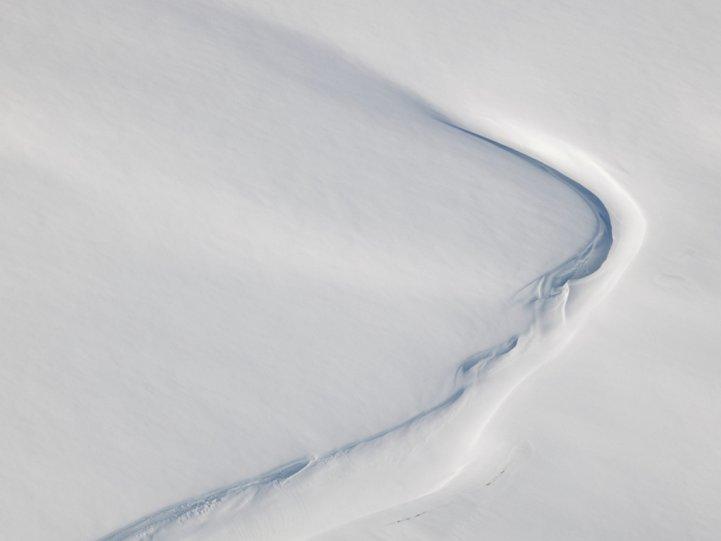 Арктика в фотографиях Дайан Тафт - №8