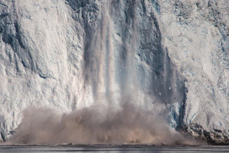 Арктика в фотографиях Дайан Тафт - №15