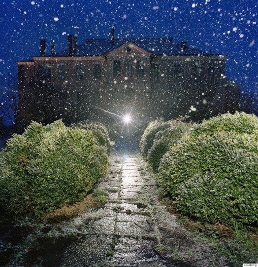 Невидимый мир Афона в фотографиях Стратоса Калафатиса - №3