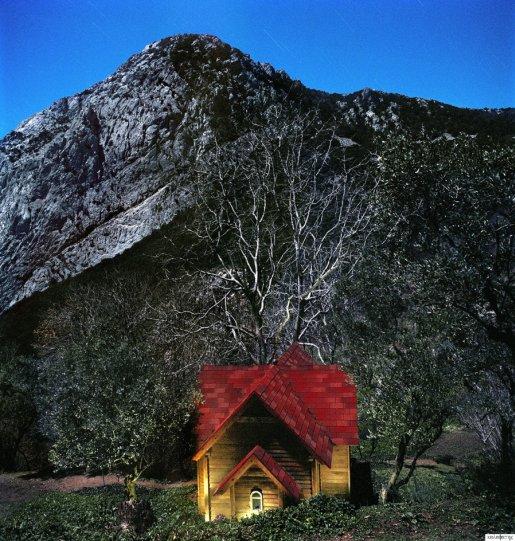 Невидимый мир Афона в фотографиях Стратоса Калафатиса - №7