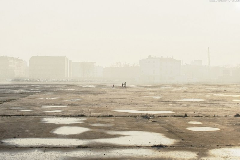 Красота минимализма в фотографиях Павла Франика - №16