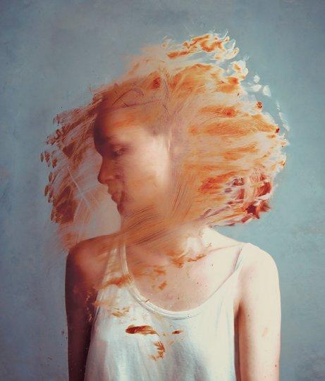 Нереальный фотопроект Флоры Борси - IRÉEL - №7