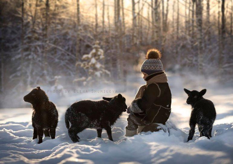 Фотограф Елена Шумилова - №15