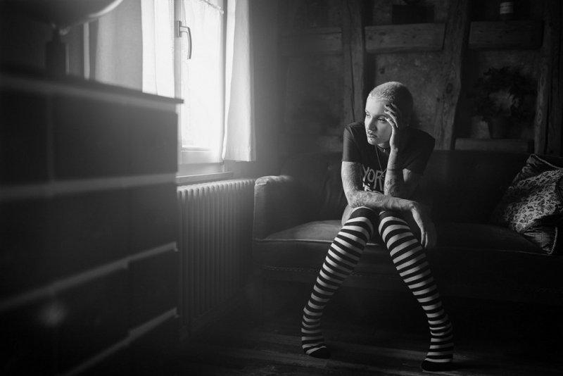 Автор фото: Кристиан Гигер. «Марионетка»