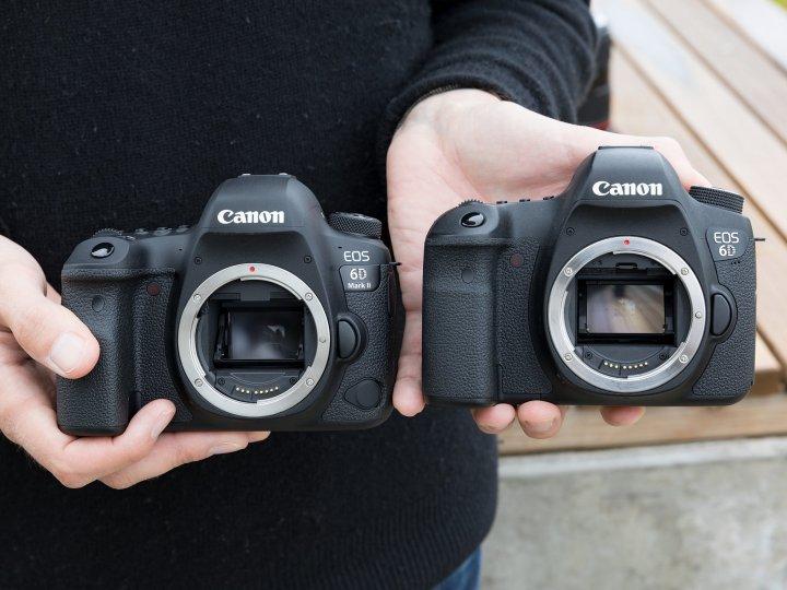 6D Mark II и 6D