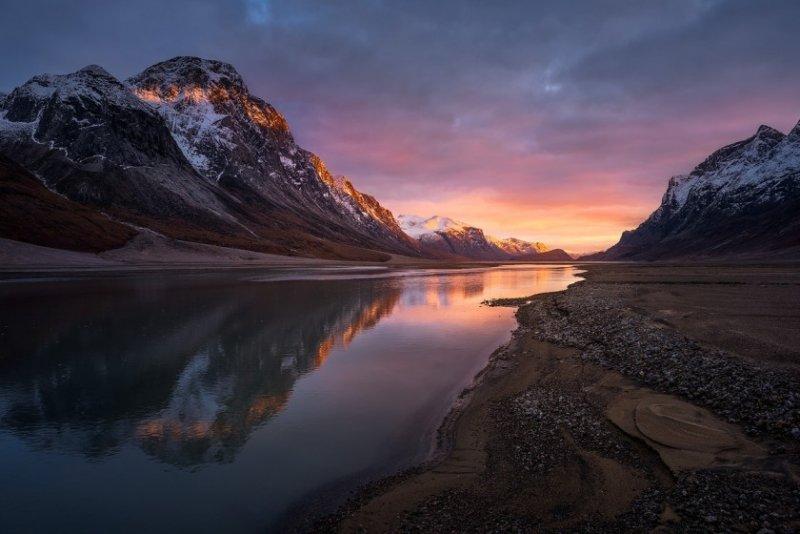 Первозданная красота природы в пейзажной фотографии - №2