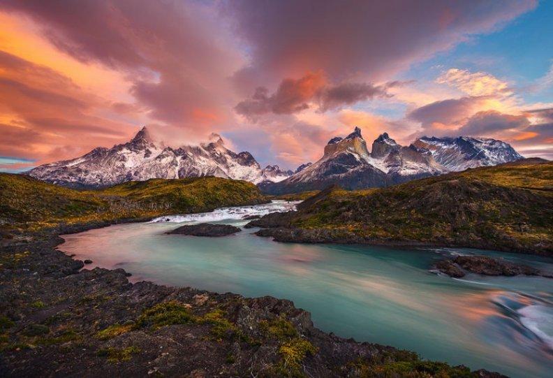 Первозданная красота природы в пейзажной фотографии - №4